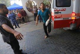 Israel-shells-Shujaya-market-in-Gaza-008
