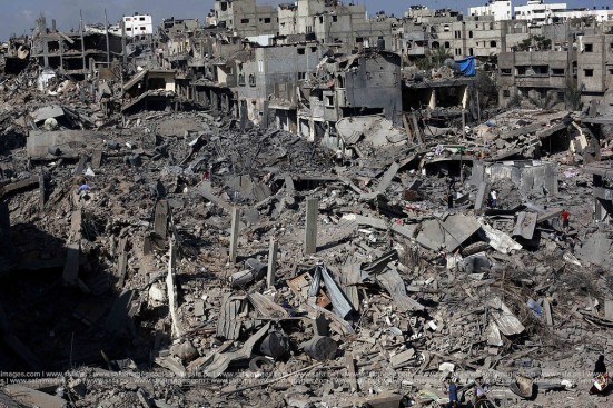 israel-turned-homes-in-to-rubble-gaza