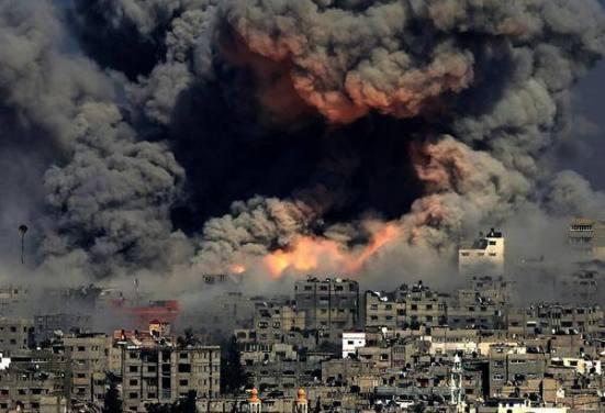 israel-war-on-gaza-photo