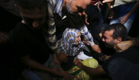 Israeli army says the killing of 8 Gazan family members was in error