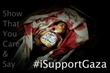 Campaign | Over 690.000 People Say:#iSupportGaza!