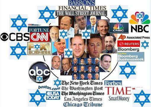 Jewish-media-Control