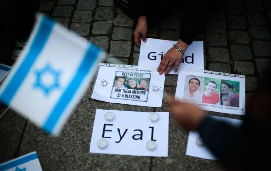 Theres Another Side to the Murder of Those 3 Israeli Teens That No One Is Talking About