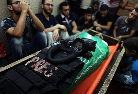 10 journalists killed, 38 injured in Israeli attacks