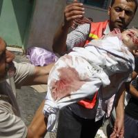 350 Gazan children killed in Israel war