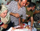 Two Palestinians Killed In Gaza, Many Injured
