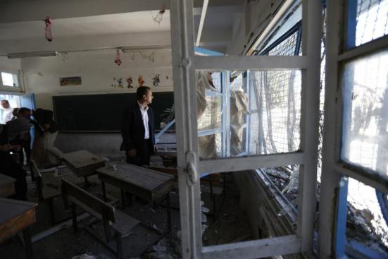 Abu Hussein school massacre exposes Israel