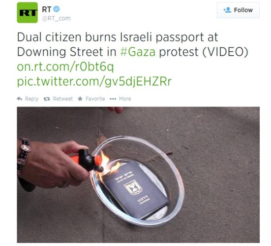 british-jew-burn-israeli-passport