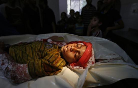 Child among five killed in renewed Israeli attacks on Gaza