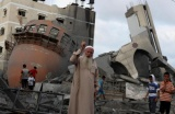 Gaza: 'It's like the aftermath of a hurricane'