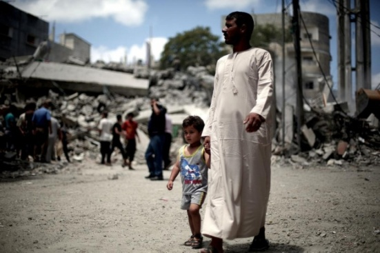 Gaza.Looting.9August2014