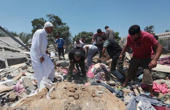 Gaza-under-attack-09-July-2014-photos-011