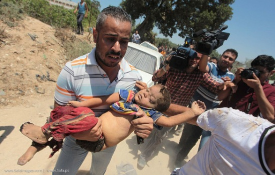 Gaza-under-attack-09-July-2014-photos-019
