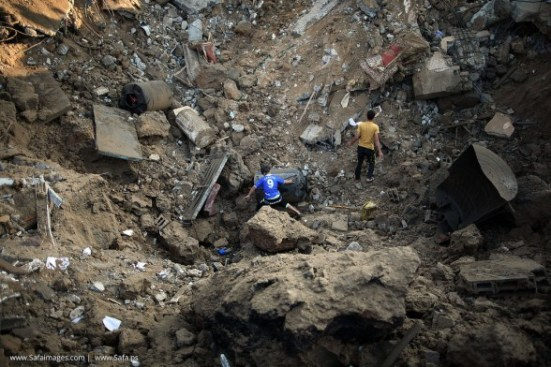 Gaza-under-attack-09-July-2014-photos-036