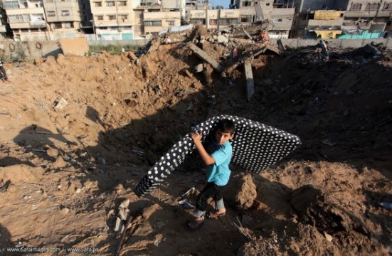 Gaza-under-attack-09-July-2014-photos-042