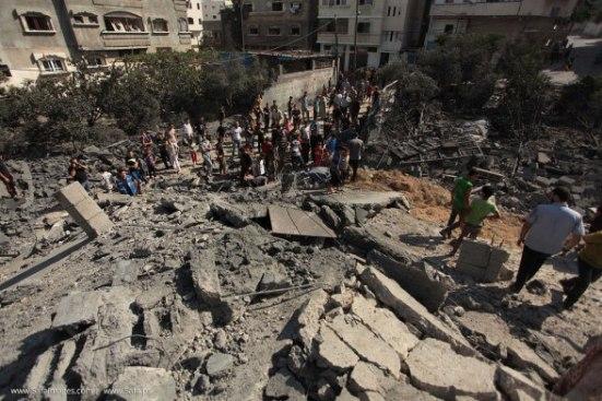 Gaza-under-attack-09-July-2014-photos-050