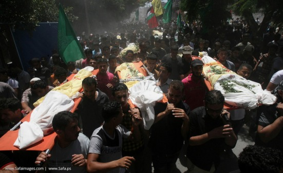 Gaza-under-attack-09-July-2014-photos-057