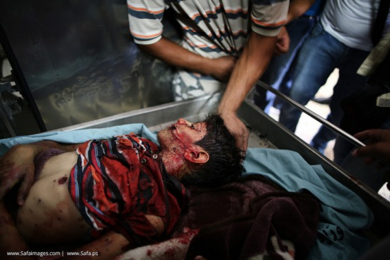 Gaza-under-attack-09-July-2014-photos-070
