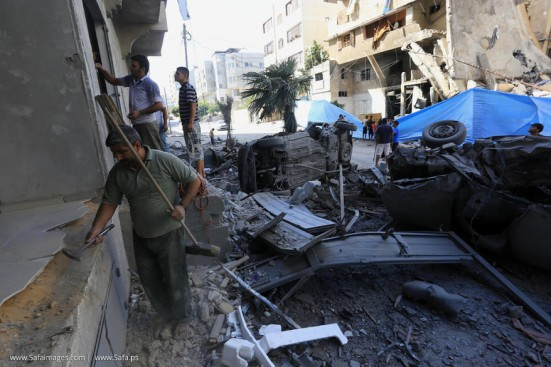 Gaza-under-attack-14-July-2014-photos-images-003
