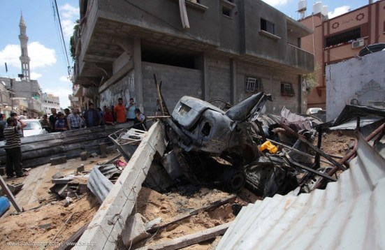 Gaza-under-attack-14-July-2014-photos-images-009