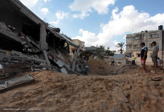 Gaza-under-attack-14-July-2014-photos-images-033