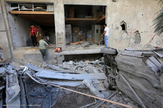 Gaza-under-attack-14-July-2014-photos-images-038