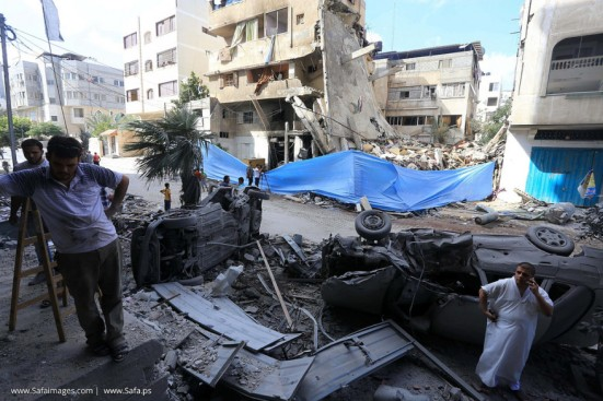 Gaza-under-attack-14-July-2014-photos-images-042