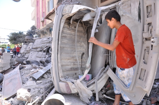 Gaza-under-attack-14-July-2014-photos-images-056