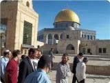 Israeli settlers storm al-AqsaMosque
