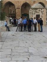 Israeli settler gangs step up vandalism against holy al-AqsaMosque