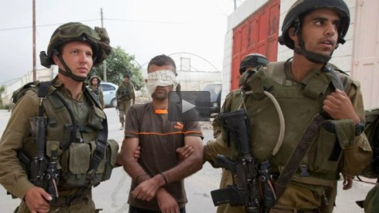 israel-force-kidnapped-palestinians