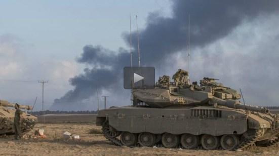 Israel violates 3-day ceasefire
