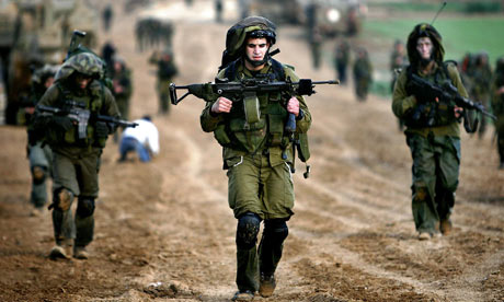Israeli soldiers seen in this picture have no relation with this article.
