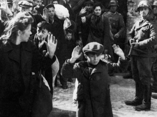 dehumanization during the holocaust This paper argues that the significance of dehumanization in the context  he still held and defended it during the nuremberg trials, where he.
