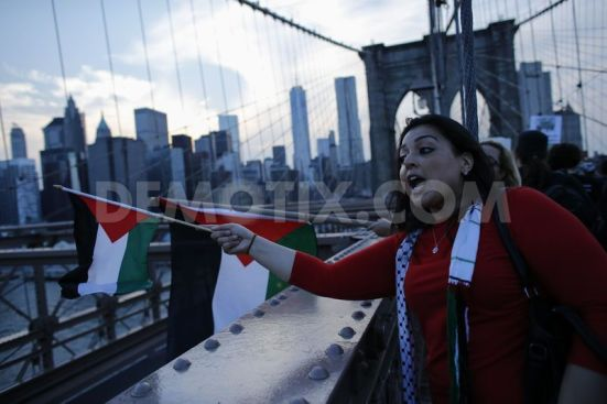pro-palestinian-protest-on-the-brooklyn-bridge-in-new-york-city_5567875
