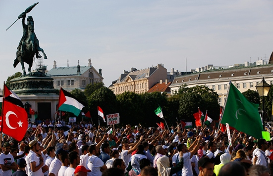 protest-against-israel-in-Vienna-July-20-2014-1