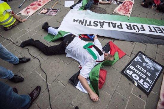protest-in-Vienna-against-israel-war-on-gaza-3