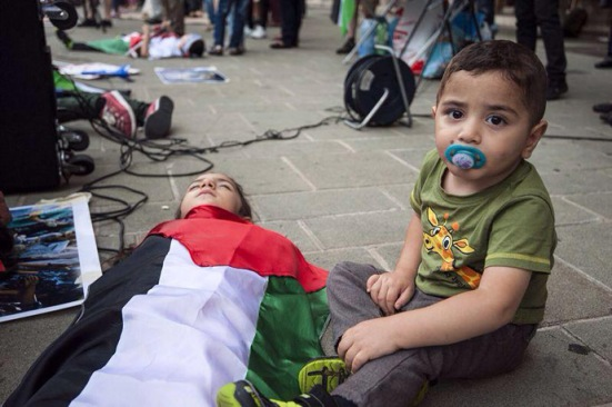 protest-in-Vienna-against-israel-war-on-gaza-4
