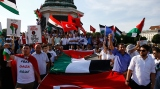 Thousands take to the streets of Vienna in Gaza protest (PHOTOS)