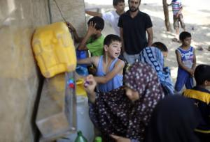 water-shortage-in-gaza