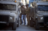 West Bank prisoners face Israeli re-arrest