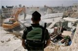Israeli bulldozers demolish Palestinian structures in West Bank