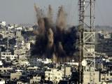 Israeli Air Force Carries Out Airstrikes On Besieged GazaStrip